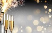 Champagner zum Fest